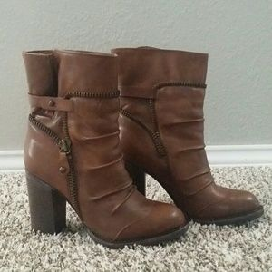 BCBG Brown Boots